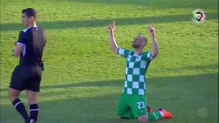 Video Gol Pertandingan Moreirense vs Belenenses