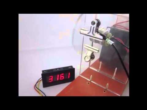 tachometer hall proximity sensor youtube. Black Bedroom Furniture Sets. Home Design Ideas
