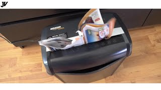 AmazonBasics 6-Sheet Cross-Cut  Shredder - Review