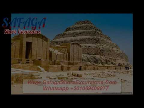 Overnight Tour to Cairo from EL Sokhna Port || Safaga Shore Excursions