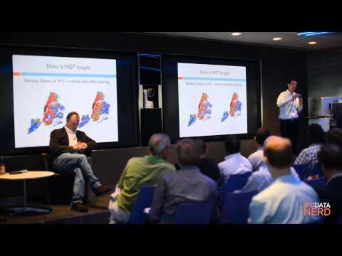 Michael Flowers, New York City // Data Driven NYC #17 // June 2013