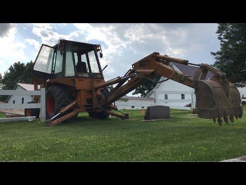 The Grave Digging Farmers | Digging Holes & Selling Grain