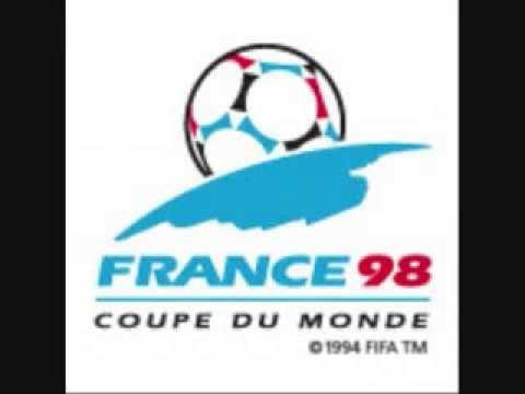 Fifa World Cup 1998 Official song  - Carnival De Paris
