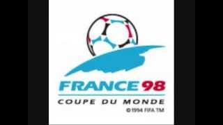 Fifa World Cup 1998 Official song  - Carnival De Paris
