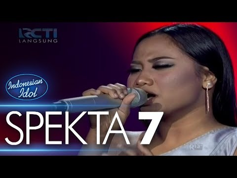 MARIA - DISAPPOINTED (Bunga Citra Lestari) - Spekta Show Top 9 - Indonesian Idol 2018