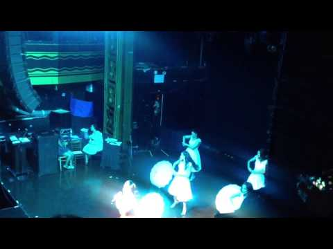 EXCLUSIVE: 'Here Lies Love' From Village Voice's 58th Annual Obie Awards @ Webster Hall [1/2]