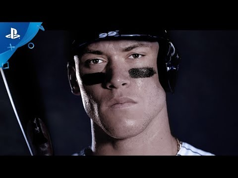 MLB The Show 18 - Aaron Judge Cover Announce | PS4