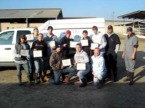 2010-2011 Alta-California AI Class at CVC High School Part 10 of 10