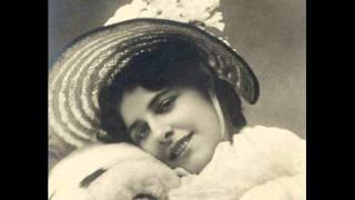 Geraldine FARRAR. Thais. Jules Massenet.