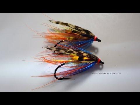 Tying the Gary Scott Salmon Fly by Davie McPhail