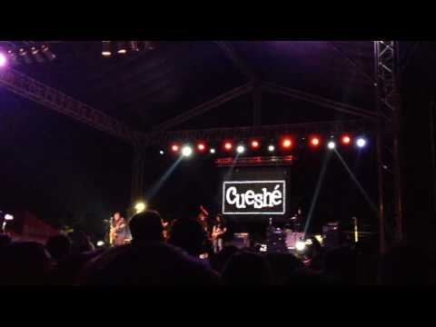 Back to Me - Cueshé (Live)