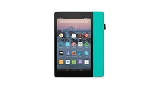 2017 Fire HD 8 16GB Tablet with Case and Alexa