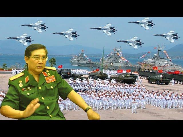 Trung Quốc hậm hực vì Tướng Việt Nam nói đúng điểm huyệt khiến TQ phải e sợ quân đội VN