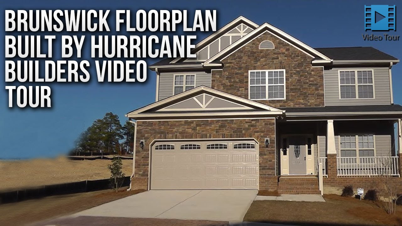 Brunswick Floorplan By Hurricane Builders In Columbia Sc