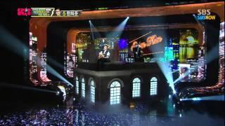 SBS [KPOPSTAR3] - TOP6 생방송, 샘김의 '너뿐이야'