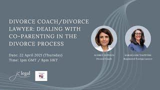 Co parenting after divorce (Eng)   Sarah Jane Tasteyre and Audrey Zeitoun