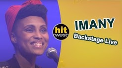 IMANY (Hit West - Backstage Live - Saint Nazaire 2017)