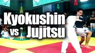 BJJ vs KYOKUSHIN