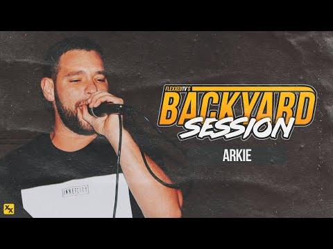 ARKIE - Backyard Session