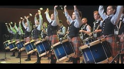 Drum Fanfare: Shotts and Dykehead Live in Glasgow Royal Concert Hall