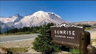 Explore Mt. Rainier - Sunrise, 2018