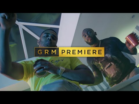 K Lav  - Jet Li (ft. Stardom) [Music Video] | GRM Daily