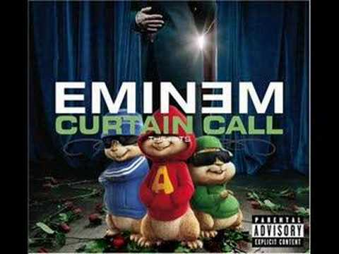 Eminem  Sing For The Moment Chipmunk version with lyrics