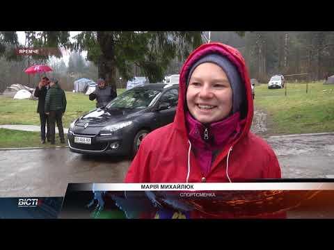 Чемпіонат України з водного туризму