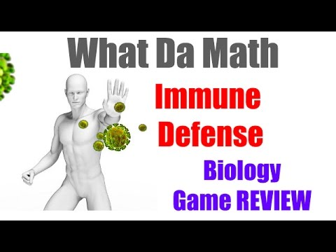 Immune Defense - review - GAMES IN EDUCATION (Biology)