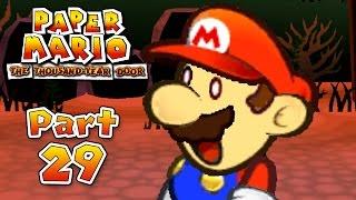 Paper Mario: The Thousand-Year Door - Part 29:  His Name is Doopliss!