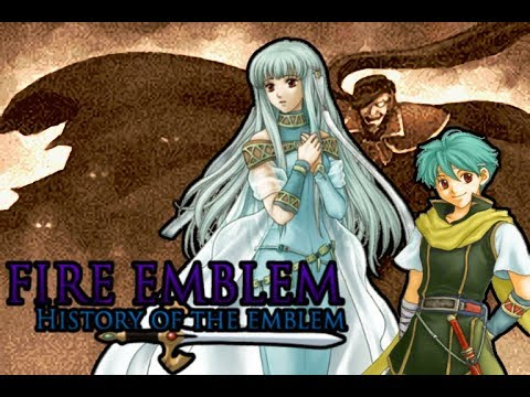 Elibe Lore: Nergal, Ninian, and Nils (History of the Emblem)