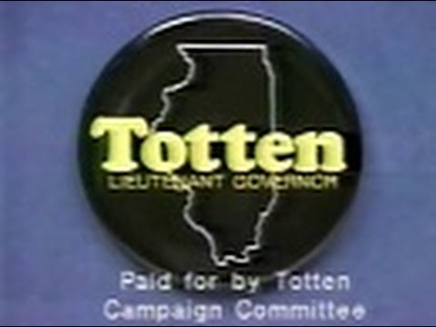 Totten for Lieutenant Governor (Political Ad, 1982)