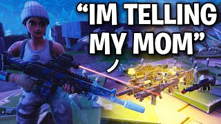 The dumbest scammer in 2019!! 😂 (Scammer Get Scammed) Fortnite Save The World