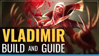 Vladimir Build and Guide - League of Legends