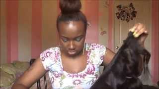 Aliexpress Queen hair Products Review First impressions