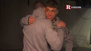 BEHIND-THE-SCENES | National Champs - Nick Suriano, Anthony Ashnault thumbnail
