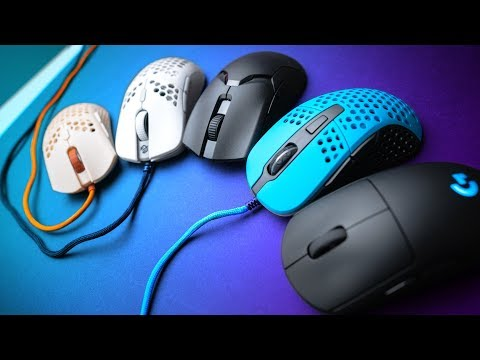 The Best Gaming Mice Right Now!