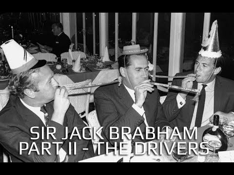 Sir Jack Brabham - Part II - The Drivers
