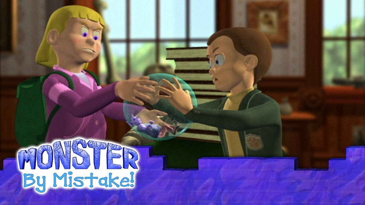 Download Monster By Mistake - S02 EP05 - The Big Dig (Full Episode)