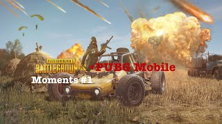 PUBG and PUBG Mobile Moments #1 | All Games