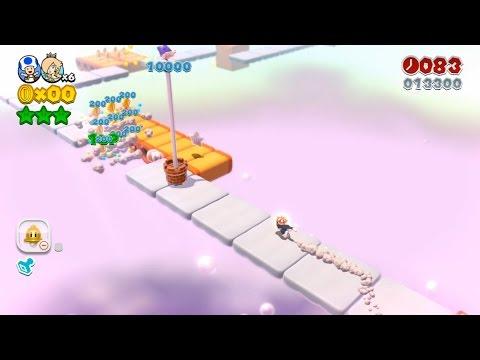 Scoops - Super Mario 3D World: Wet Space Hunt 17
