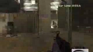 Call of Duty 4: Cargo Ship training run (15.55) on pc