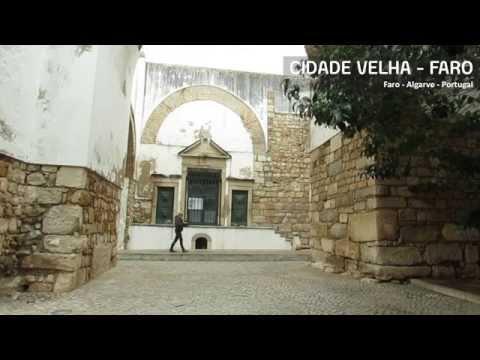 Cidade Velha - Old Town - Faro - Algarve - Portugal