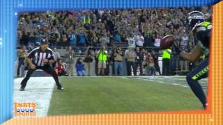 Refs Blow Call at End of Lions Seahawks Game
