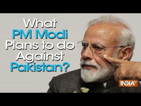 Watch a special story on what PM Modi plans to do against Pakistan
