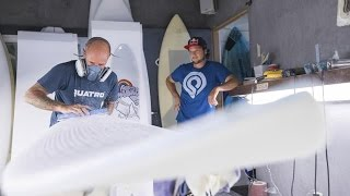"Taking Windsurfing to the Mountain | Behind the Scenes of ""Stream Mountain"""