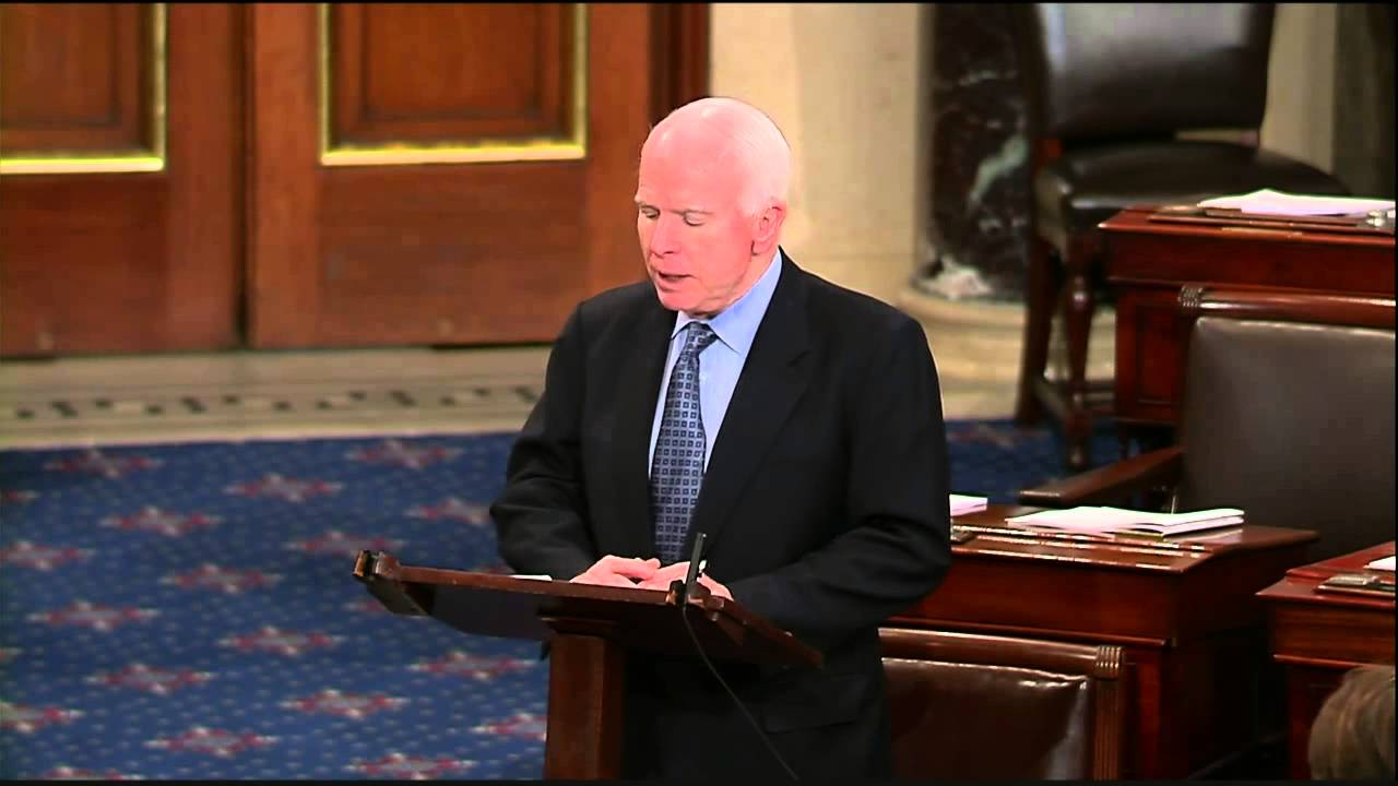 Sen. John McCain faced death twice as a Navy fighter pilot. And survived ...