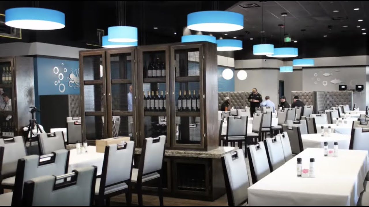 Bluefin Grill Bar Comes To Brownwood In The Villages