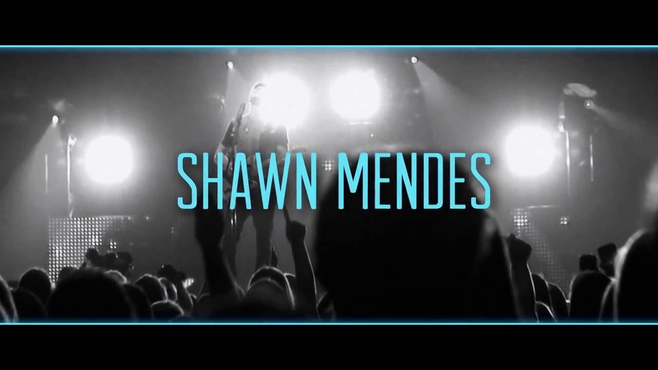 Shawn Mendes Illuminate World Tour 2017 YouTube