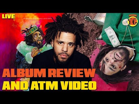 TC84 LIVE: J. Cole's KOD Album Review and ATM Video Review